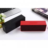 Колонка Bluetooth BS-215 Red - фото